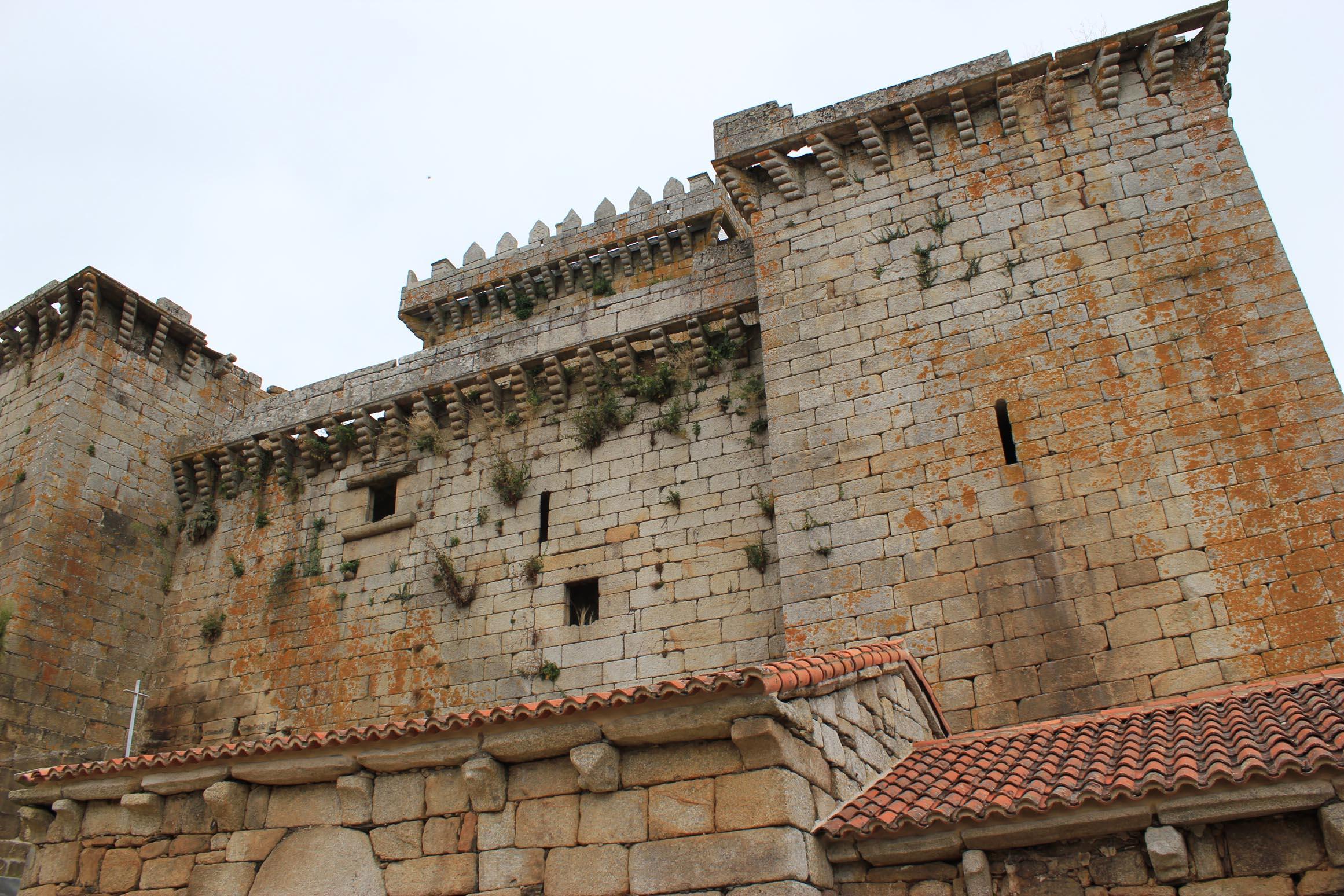 Monumentos concello de palas de rei for Arquitectura militar